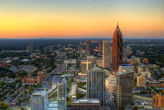 Atlanta Royalty Free Stock Photo