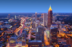 Atlanta Photo libre de droits