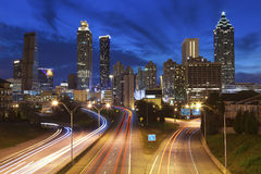 Atlanta Photographie stock