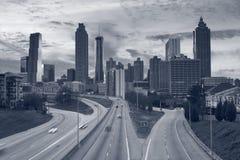 Atlanta Foto de archivo libre de regalías