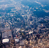 Atlanta From Above Stock Images