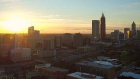 Atlanta Aerial stock footage