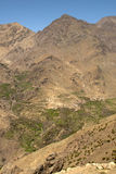 atlanta berber wysoka montains wioska Obraz Stock