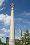 Atlanta Bicentennial Park Stock Photos