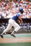 Henry Aaron. Atlanta Braves legend Henry Aaron. Image taken from color slide Royalty Free Stock Photography