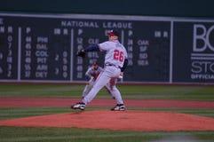 Kyle Davies. Atlanta Braves P Kyle Davies royalty free stock photography