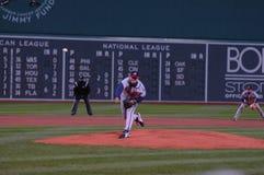 Kyle Davies, Atlanta Braves. Atlanta Braves P Kyle Davies royalty free stock photo
