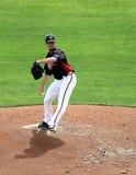 Atlanta braves pitcher Stock Photos