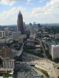 Atlanta céntrica los E.E.U.U. Fotos de archivo