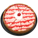 Atlanta Cherry Cheesecake Royalty Free Stock Images
