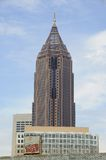 Atlanta City Skyscrapers Stock Photography