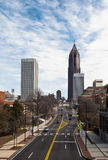 Atlanta City Street Stock Image