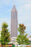 Atlanta City View Royalty Free Stock Images