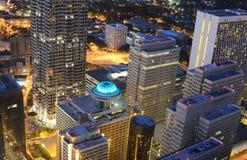 Atlanta Cityscape Stock Photo