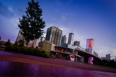 Atlanta Royalty Free Stock Photos