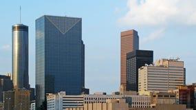 Atlanta del centro Fotografia Stock Libera da Diritti