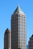 Atlanta Downtown Royalty Free Stock Photos