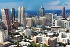Atlanta du centre Image stock
