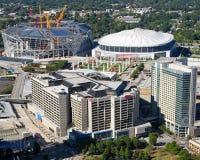 Atlanta du centre, GA image libre de droits