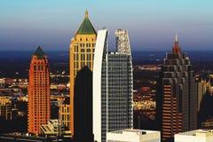 Atlanta est Images stock