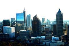 Atlanta& x27 ; extrémité supérieure de s image stock