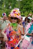 atlanta festiwalu Georgia inman parady parka wiosna Zdjęcie Stock