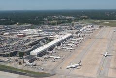 Atlanta flygplats royaltyfria foton
