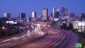 Atlanta, Georgië stock footage