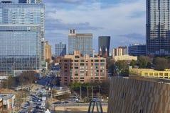 Atlanta Georgi Arkivfoto