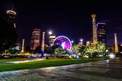 Atlanta, Georgia Lizenzfreie Stockfotografie