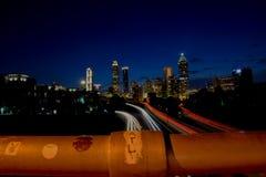 Atlanta, Georgia Lizenzfreies Stockfoto