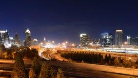Atlanta georgia cityscape Royalty Free Stock Photography