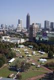 Atlanta Georgia (dagen) arkivbild