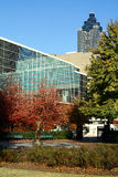 Atlanta, Georgia im Herbst lizenzfreies stockbild