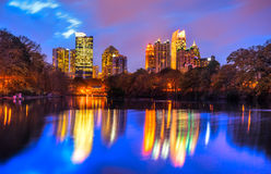Atlanta, Georgia, los E Fotografía de archivo