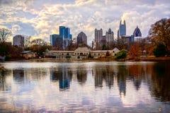 Atlanta, Georgia, los E.E.U.U. foto de archivo libre de regalías