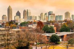 Atlanta, Georgia, los E.E.U.U. Imagenes de archivo