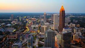 Atlanta, Georgia Skyline stock footage