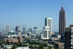 Atlanta Georgia (Tageszeit) stockbilder
