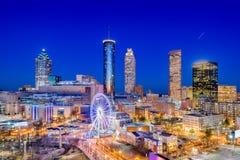 Atlanta, Georgia, USA stockbild