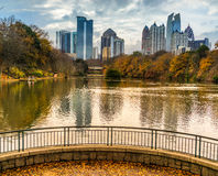 Atlanta Georgia, USA Arkivbild