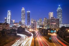 Atlanta, Georgia Royalty Free Stock Photo