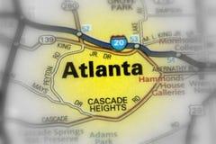 Atlanta, Georgia, Vereinigte Staaten U S Stockfoto