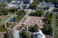Atlanta Georiga Fotografía de archivo