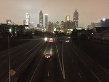 Atlanta the great Royalty Free Stock Photos