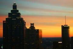 Atlanta& x27 ; groupe du sud de s photographie stock libre de droits