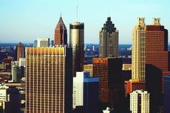 Atlanta& x27 ; groupe du sud de s photo libre de droits