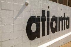 Atlanta: huvudstaden av de nya söderna Arkivfoton