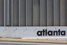 Atlanta: il capitale di nuovo sud Fotografie Stock