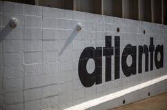 Atlanta: il capitale di nuovo sud Fotografia Stock Libera da Diritti